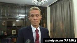 Գյումրիում ՌԴ հյուպատոս Ալեքսանդր Կոպնին