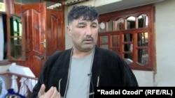 Фарҳод Шерхонов, падари Марҷона