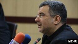 Замминистра здравоохранения Ирана Ираджа Харирчи