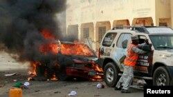 Pamje nga një sulm i mëparshëm në Nigeri