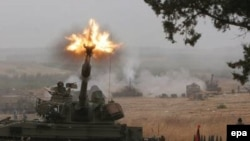 Израильская артиллерия обстреливает Ливан