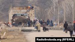 Контрольний пункту в'їзду та виїзду «Станиця Луганська»