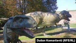 Dino park u Beogradu