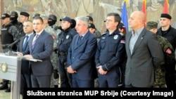 """Konferencija ministra policije povom """"državnog udara"""""""