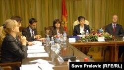 Sudski savjet, Podgorica 7. decembar 2010.