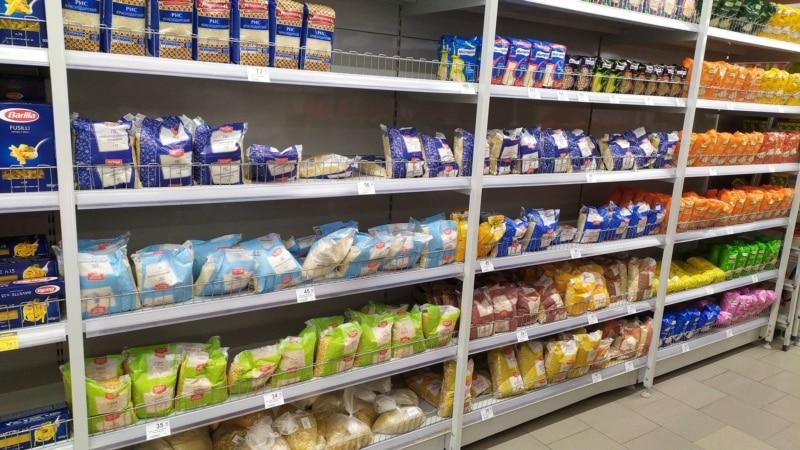 Цены на продукты в Севастополе растут из-за доллара и инфляции – власти