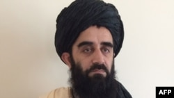 Mawlawi Abdul Raqib, a former minister for refugees in Afghanistan under the Taliban, in an undated photo