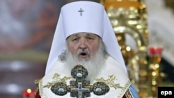 Новоизбранный патриарх Кирилл подошел харизмой