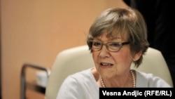 Vesna Pešić, foto: Vesna Anđić