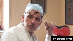 Кардиохирург Михаил Алшибая