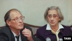 Сергей Ковалев и Елена Боннер - из тех , кто учредил День политзаключенного еще в 70-х