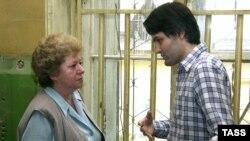 Ольга Старовойтова и Руслан Линьков, 2005 год