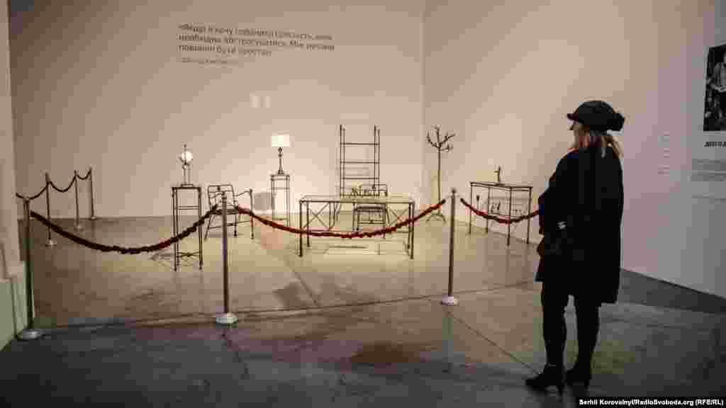 Скульптури Дієго Джакометті