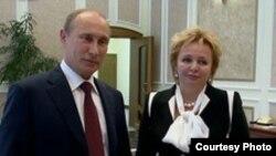 Putin & Ludmila