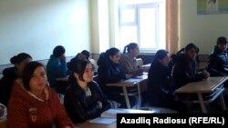 Школа в Казахе. Архивное фото