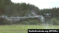 Випробування мультикоптера української розробки «Командор»