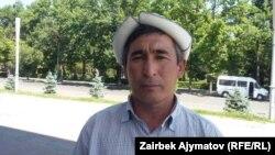 Нурбек Сактанов.