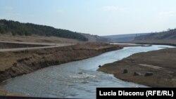 Moldova, small river
