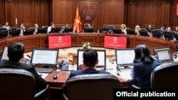 Архивска фотографија - седница на владата