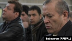کابل بانک پخوانی رییس شیرخان فرنود او د هغه مرستیال خلیل الله فیروزي