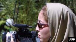 Iranian-American journalist Roxana Saberi
