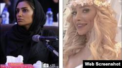 Model Elham Arab internetdə və prokuror qarşısında