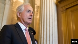 Bob Corker will remain chairman of the Foreign Relations Committee until he leaves the Senate in January 2019.