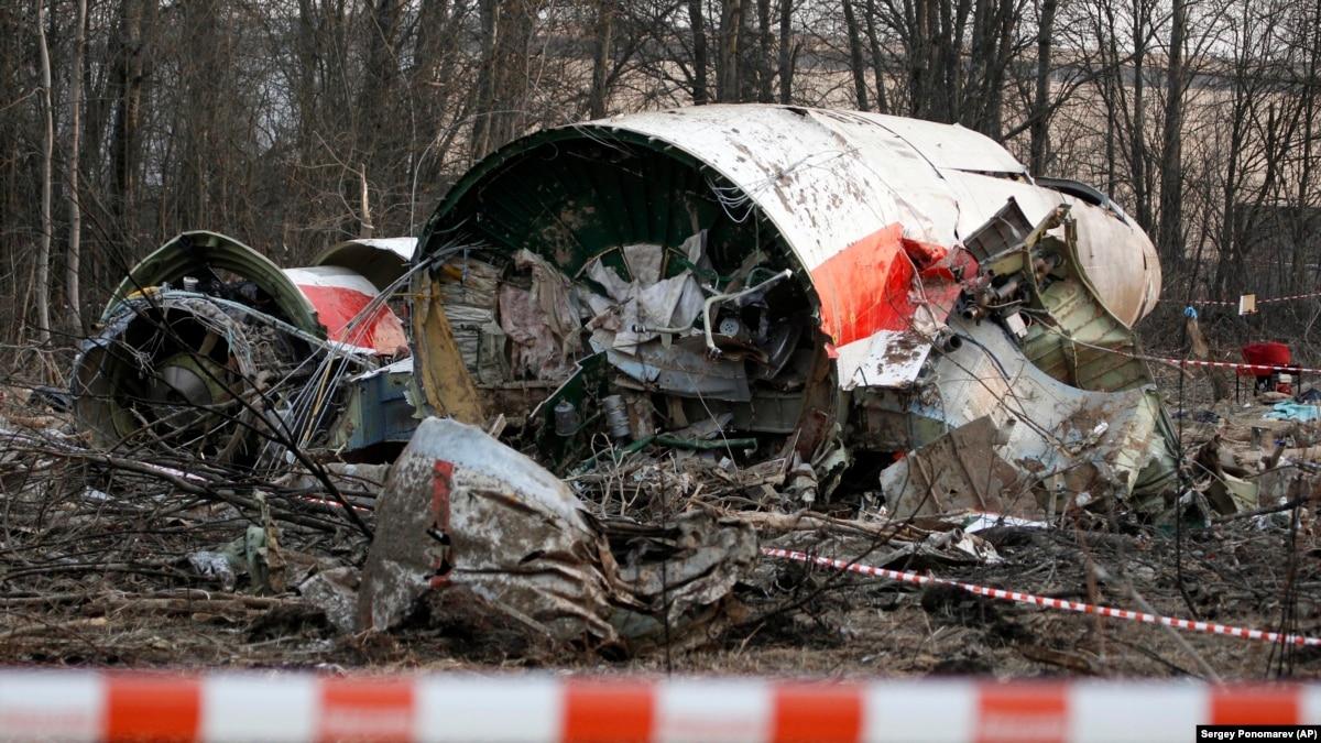 Годовщина катастрофы под Смоленском:«британская лаборатория подтвердила взрыв»