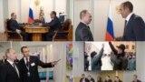 Путин и Игнатьев. Преступление Игнатьева. Коллаж