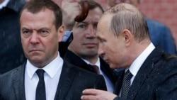 Терпение кончилось! Россияне за отставку правительства Крымский вечер | Радио Крым.Реалии