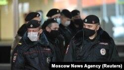 Российская полиция, архивное фото