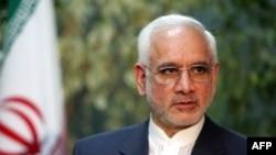 غلامرضا آقازاده، رييس سازمان انرژی اتمی ايران. (عکس:AFP)