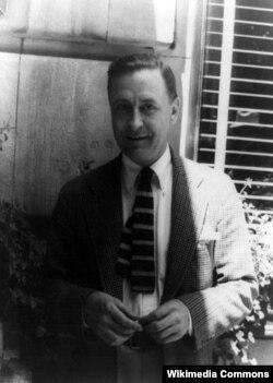 Фрэнсис Скотт Фитцджеральд (4 июня 1937)