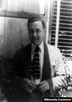 Ýazyjy F. Scott Fitzgerald