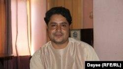 الیاس داعی، خبرنگار رادیو آزادی در هلمند