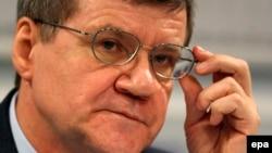 Генеральный прокурор России Юрий Чайка.