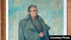 Portret Josipa Broza, rad slikara Đorđa Andrejevića Kuna
