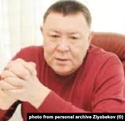 Эксперт по экономике Бейсенбек Зиябеков, фото из личного архива Зиябекова.