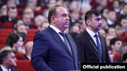 Джамшед Нурмухаммадзода, Глава Нацбанка Таджикистана
