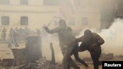Немирите на протестите во Каиро