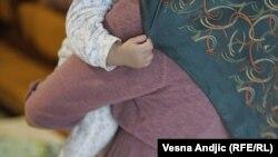 Srbija: Centar za azil u Bogovađi - ilustracija