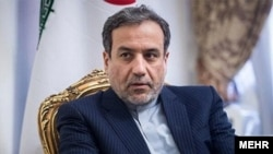 Iran's Deputy Foreign Minister Abbas Araqchi. FILE PHOTO