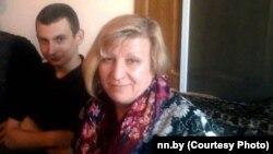 Іван Даніленка з маці Тацянай