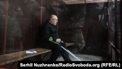 Ігор Павловський у залі суду, Київ, 21 січня 2020 року