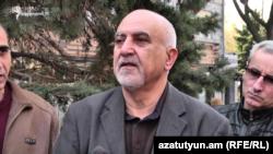 Paruyr Hayrikian, 20 noyabr, 2017-ci il