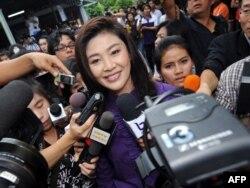 Йинглак Чинават, премьер-министр Таиланда