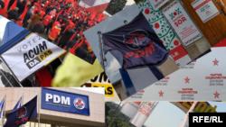 Partidele în grija statului