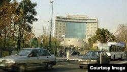 ساختمان اداری صدا وسیما