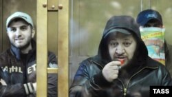 Асланбек Дадаев в суде, Москва, 18 октября 2010