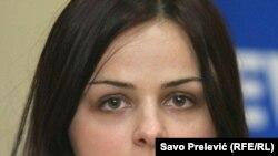 Daliborka Uljarević, Foto: Savo Prelević